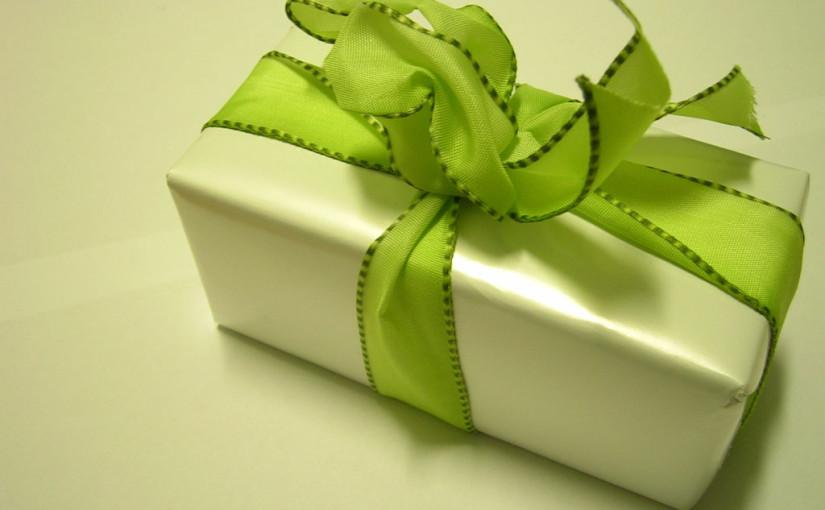 Aby wybrać idealny prezent