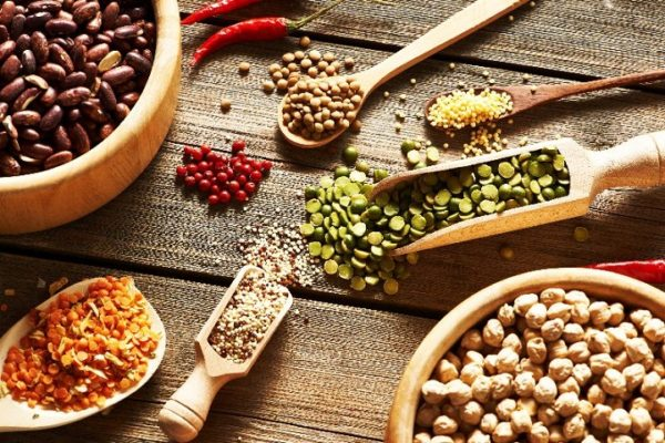 dania z roślin strączkowych